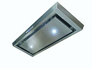 NT AIR Range Hood Built-In Under Cabinet CH-200-LED 30""