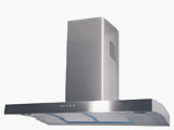 "NT AIR Range Hood Wall Unit Designer Stainless Steel 36"" KA-103"